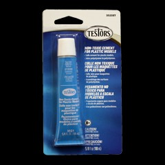 3523XT Testors Non-Toxic Cement 5/8 oz (1) - carded