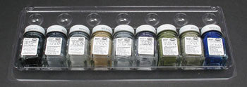 9136 Aircraft Acrylic Paint Set
