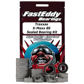 Fast Eddy Traxxas X-Maxx (8S) Sealed Bearing Kit