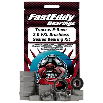 TFE5791 Fast Eddy Traxxas E-Revo 2.0 VXL Brushless Sealed Bearing Kit