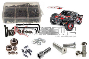 tra039 – Traxxas Slash 4×4 (#68086) Stainless Steel Screw Kit
