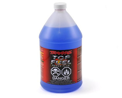 Traxxas Top Fuel Power Plus 20% Nitro Fuel (Gallon) (only ship with 13$ express fee ) REORDER DYNF2220
