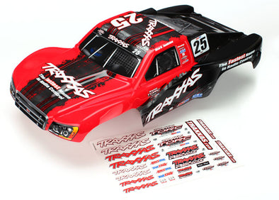 Traxxas Body, Slash 4X4, Mark Jenkins #25 (painted, decals applied)