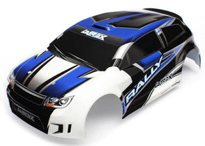 Traxxas Body (Blue), LaTrax 1/18 with Decals