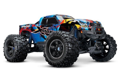 Traxxas X-Maxx 4WD Brushless RTR 8S Monster Truck - RNR