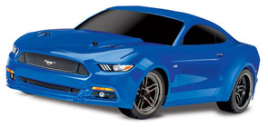 Traxxas Ford Mustang GT: 1/10 Scale AWD Supercar with TQ TRA83044