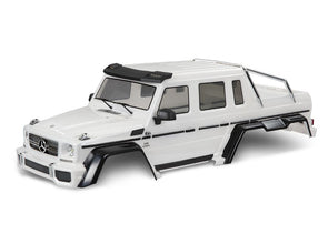 8825A Traxxas Body, Mercedes-Benz G 63, complete (Pearl White)