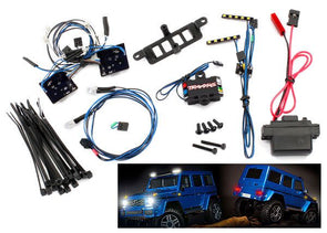 8898 Traxxas Mercedes Complete LED Light Set