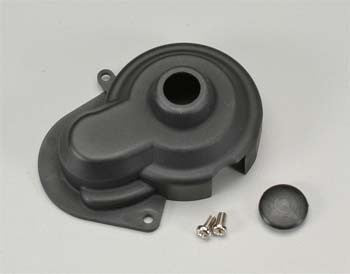 3792 Dust Cover/Rubber Plug w/Screws Stampede/Rustler
