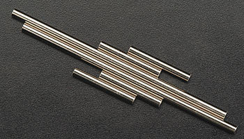 5321 Suspension pin set (front or rear, hardened steel), 3x20mm (4), 3x40mm (2)