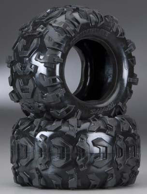 "5670 Tires Canyon AT 3.8"" (2)/Foam Inserts (2)"