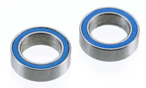 7020 Ball Bearings Blue Rubber Sealed 8x12x3.5mm (2)