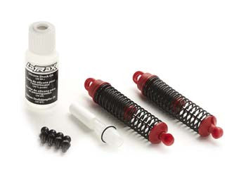 7660 Shocks, oil-filled (assembled with springs) (2)
