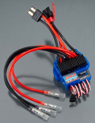 3019R EVX2 FWD/REV Waterproof ESC