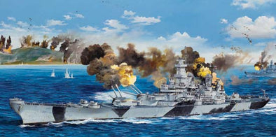 03706 Trumpeter 1/200 USS Iowa BB-61