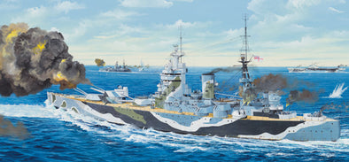 03708 Trumpeter 1/200 HMS Nelson 1944