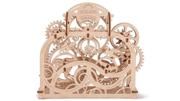 UGears Theater mechanical model 70 pieces