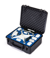GO PROFESSIONAL GPC-DJI-P4 UNIVERSAL HARD CASE FOR DJI PHANTOM 4
