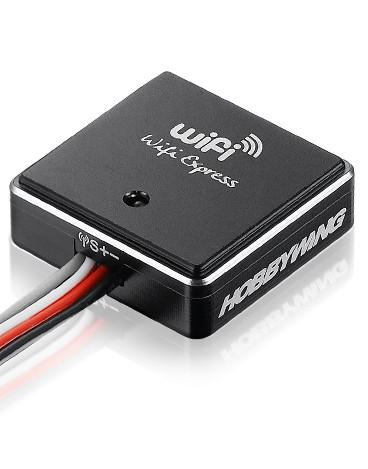 Hobbywing ESC Programming devices WiFi Express Module