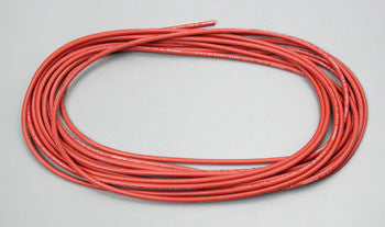 1420 Silicone Wire 12-Gauge 1 feet red,blue or black