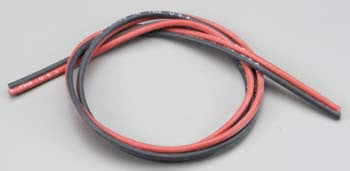 1480 2' Red/Black 16Ga Wire