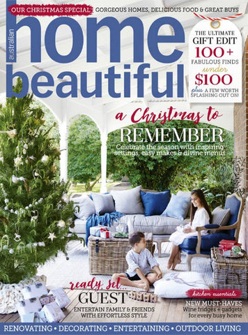 Home Beautiful Magazine Dec 2015