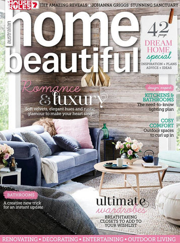 Home Beautiful Magazine June 2015