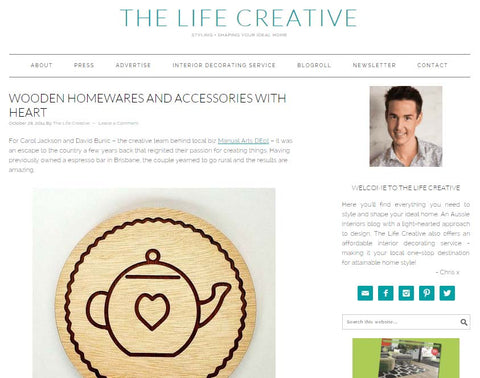 The Life Creative Blog Oct 2014