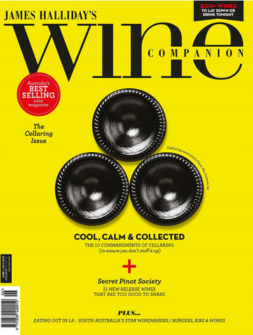 Wine Companion Magazine June July 2015
