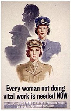 National Appeal to British Women- - J.V. Bond Company