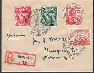 registered cover - J.V. Bond Company
