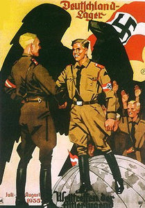 Hitler Youth World Meeting. - J.V. Bond Company