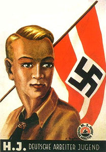 The Hitler Youth is a Young German Worker. - J.V. Bond Company
