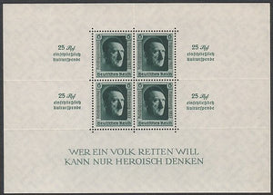 1937 Nuremberg-Reich Party Rally-Block 11 - J.V. Bond Company