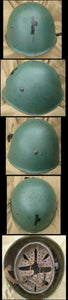 MVSN Fascist M1933 Battle Helmet - J.V. Bond Company