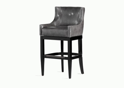 Lexi Memory Swivel Bar Stool