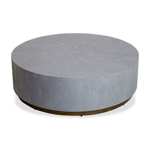 Kenzo Shagreen Cocktail Table