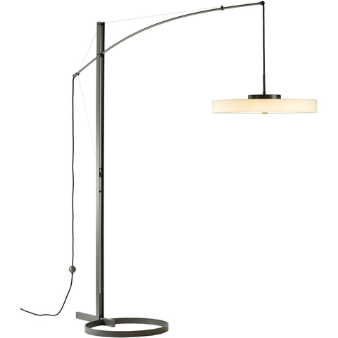 Hubbardton Forge - Disq Arc Floor Lamp