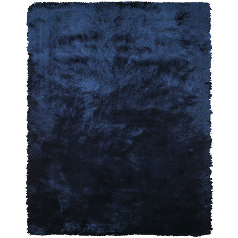 Indochine Rug Dark Blue