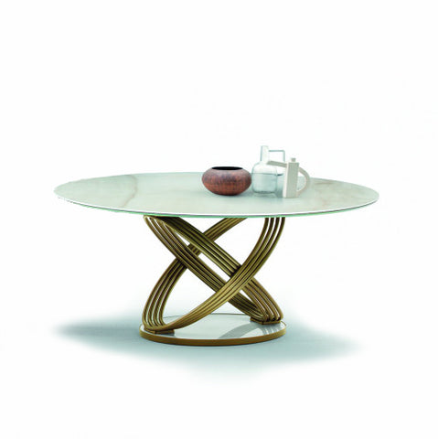 Fusion Round Diner Table