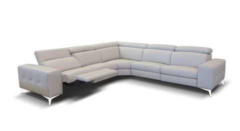 Bacco Power Sectional