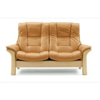 Stressless Buckingham Low Back Love Seat