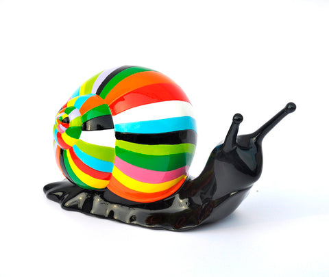 Color Wheel Snail
