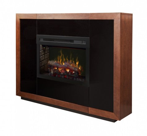 Salazar Mantel Electric Fireplace