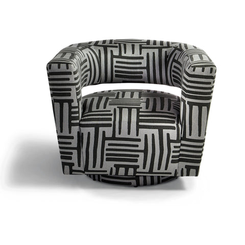 Galactica Swivel Chair