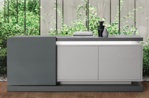 Sliding Sideboard