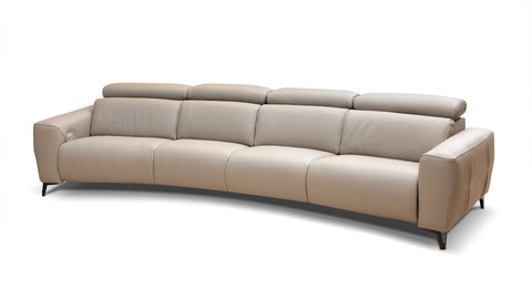 Zeus Curved Sectional