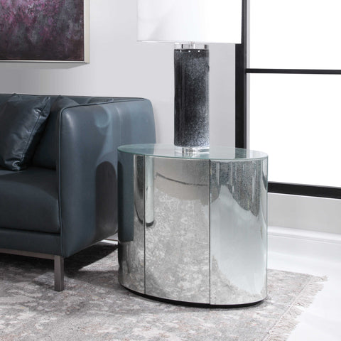 MIRAGE SIDE TABLE