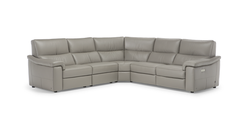 Rock Reclining Sectional