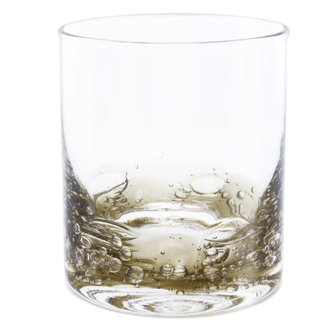 Jovian Collection Cocktail Glass:  – Elegant Glassware – [CHARCOAL]